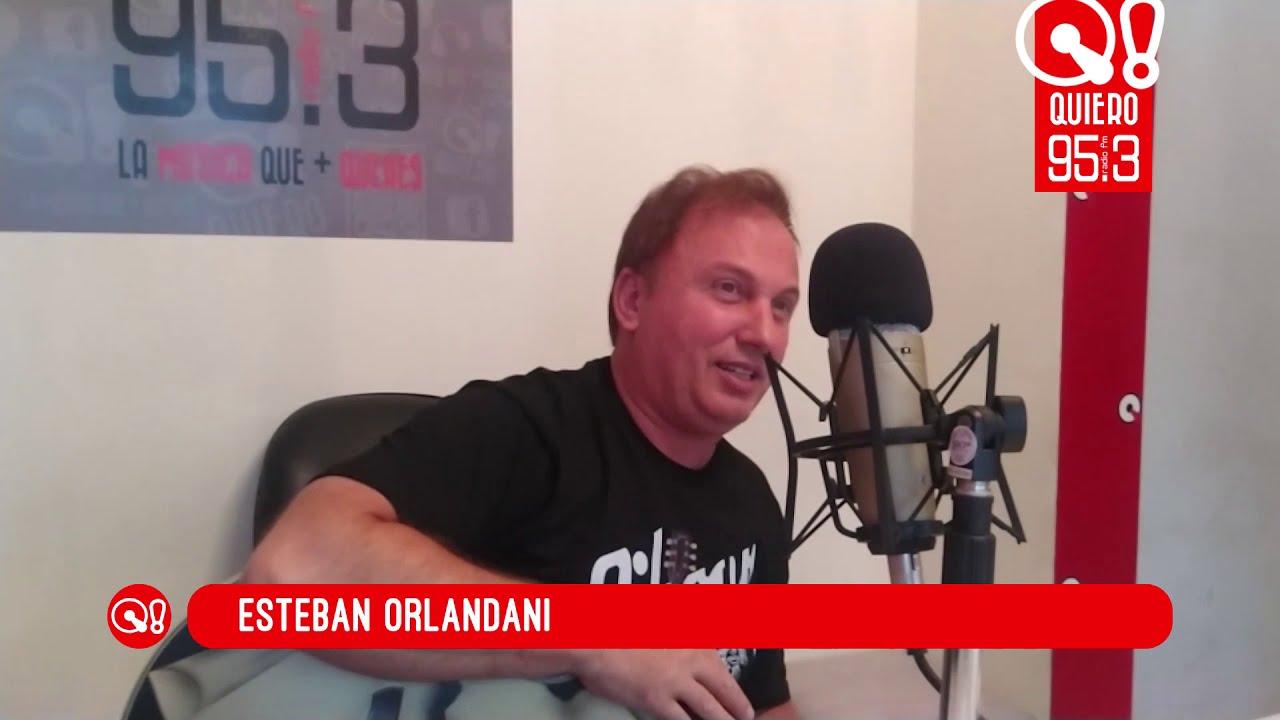 El Fogón de los Jueves: Esteban Orlandani (Nota Completa)