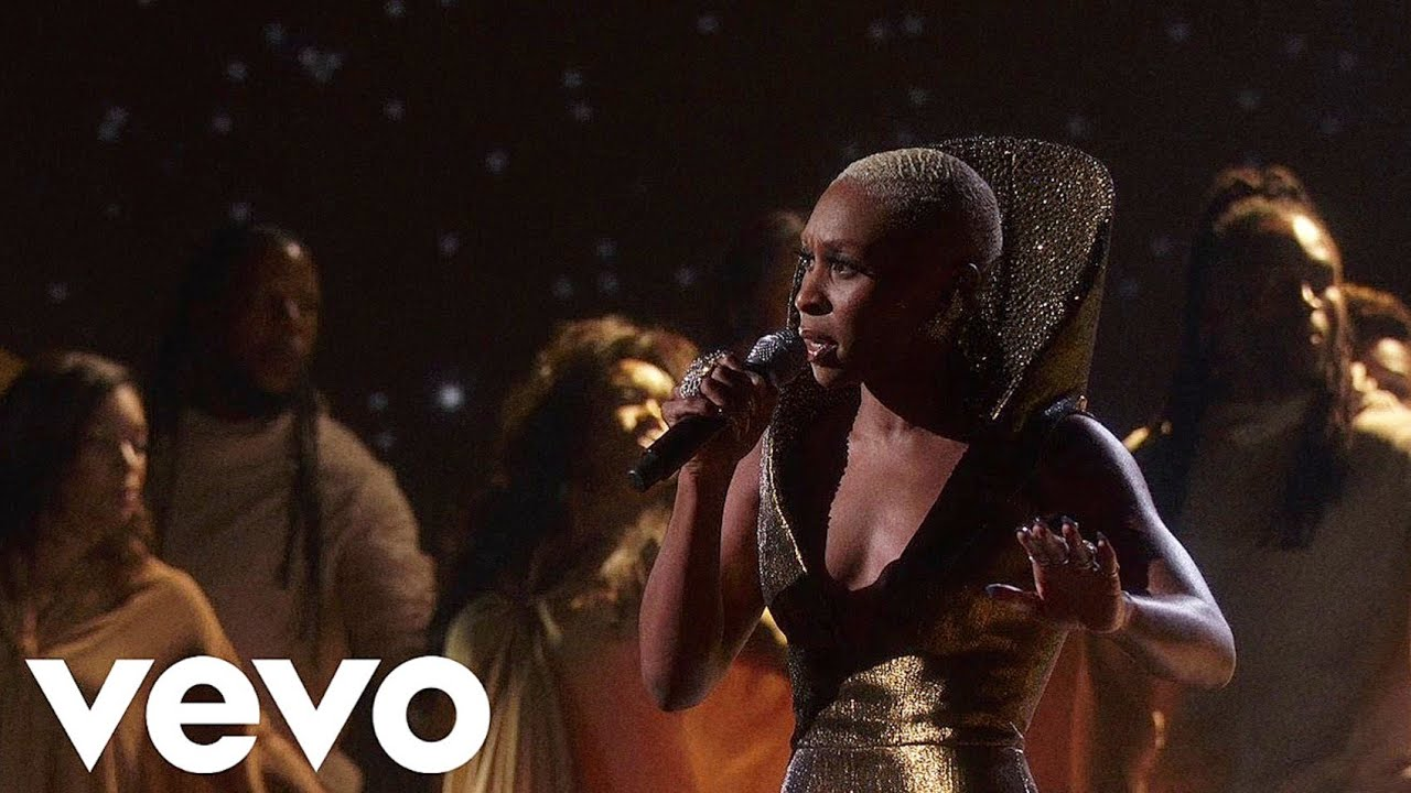 Cynthia Erivo - Stand Up (92nd Oscars 2020) Performance