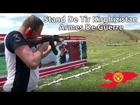 Kirghizistan Stand De Tir Avec Des Armes Redoutable 4K60