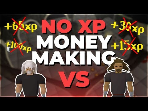 OSRS Challenges: No XP Money Making - EP.119