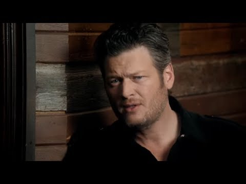 Blake Shelton  Sangria  Music Video