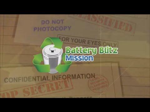 Battery Blitz Mission
