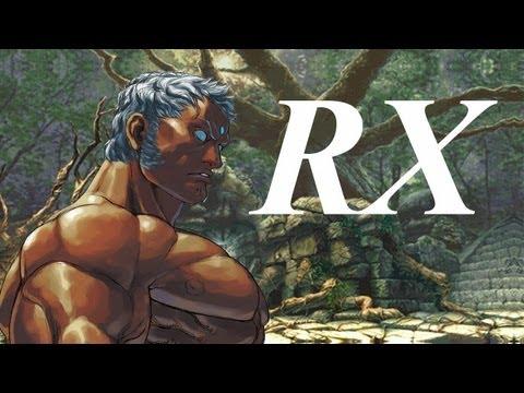 Street Fighter III 3rd Strike - Best Of RX