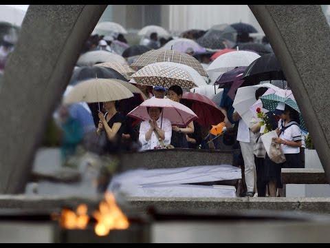 Japan calls for nuclear termination on Hiroshima anniversary