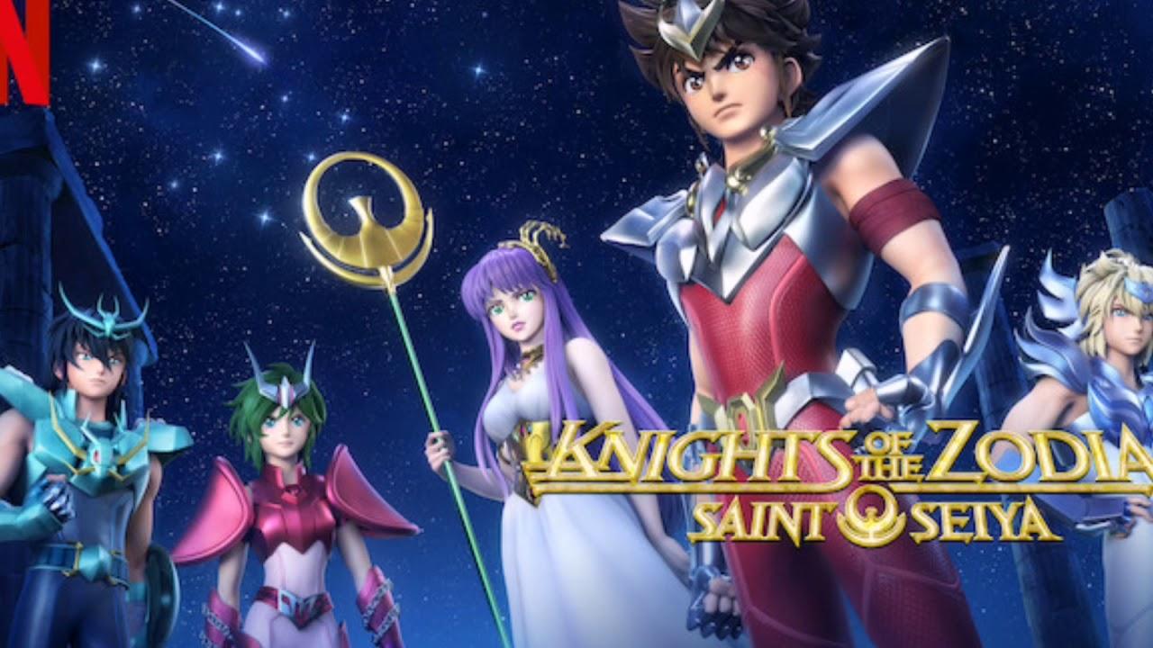 Download Saint Seiya Knights Of the Zodiac Opening FULL