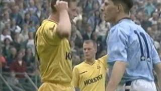 [89/90] Manchester City v Tottenham, Aug 26th 1989