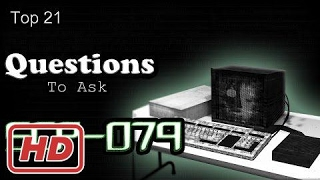 Top 21 Questions To Ask SCP-079