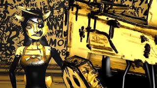 [SFM BATIM] The Projectionist (Bendy and The Ink Machine Song) Remastered (4k60 fps)