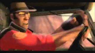 Bloodhound Gang - The Bad Touch TF2 Version