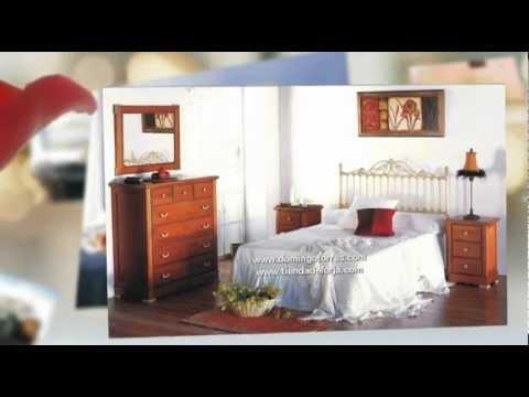 Dormitorios con camas de forja artesanal estilo - Forja domingo torres ...