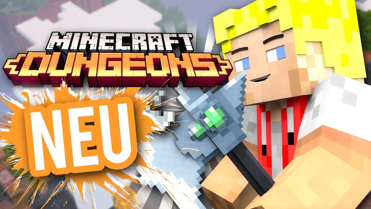 Neues Minecraft Spiel