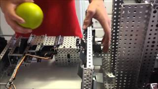 VEX Nothing But Net | 4101K | Robot Changes