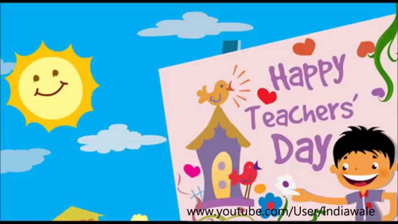 Teachers Day 20155th September Speech For School College