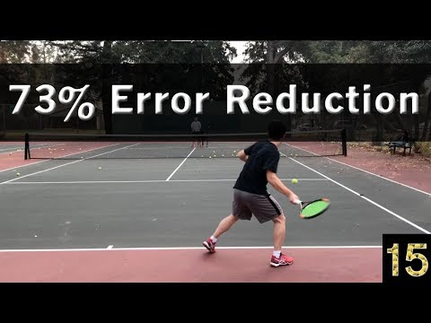 Biggest Mistake That Causes 73% of Errors - Tennis Lesson