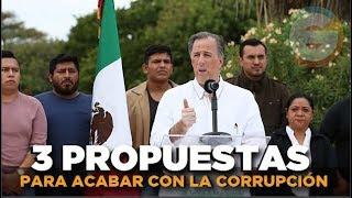 Meade lanza propuestas anticorrupción en Cancún #QROO #Elecciones2018