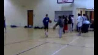 Devero's major dunk