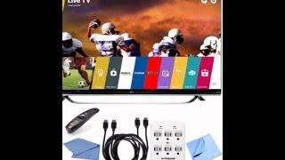 LG 60UF8500 - 60-Inch 2160p 240Hz 3D 4K LED UHD Smart TV