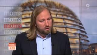 Olivgrüner Hofreiter spricht sich in ARD und ZDF für Terroristen aus