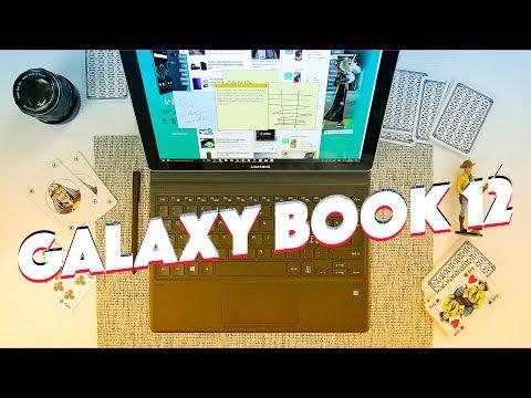 RECENSIONE Samsung Galaxy Book 12: ottimo TABLET, povero LAPTOP