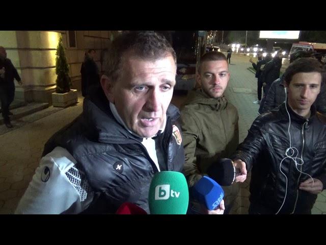 LokomotivTV: Бруно Акрапович след класирането за финал за Купата