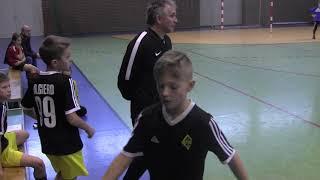 CZ5-FC Yellow Gromadka Winter Cup 2018- Turniej Halowy rocznik 2006-Z 3 KF Włókniarz Mirsk