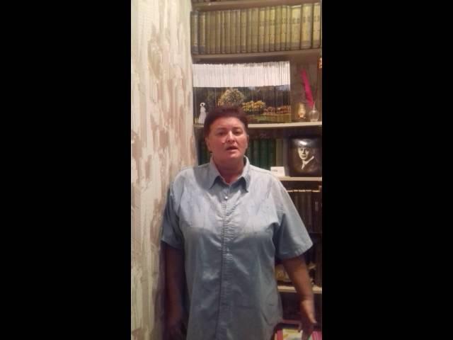Изображение предпросмотра прочтения – СветланаБахарева читает произведение «Мне осталась одна забава…» С.А.Есенина