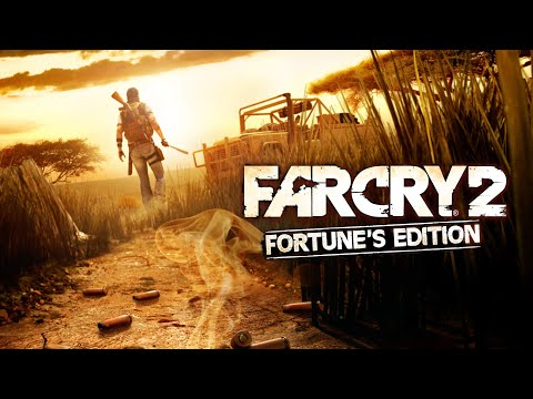 Far Cry 2 fortune's edition |