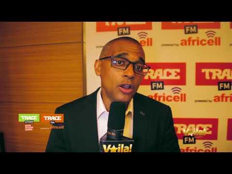 AFRICELL DRC ET TRACE LANCENT TRACEKITOKO TV ET TRACE FM(HD)