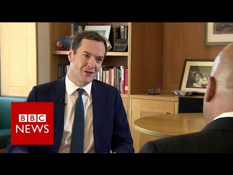 George Osborne to quit as MP - BBC News