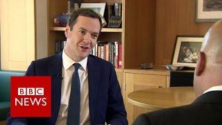 George Osborne to quit as MP   BBC News