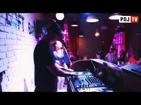 PDJTV   Chuck Love Loft bar promodj com