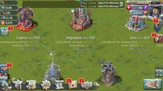 Lords mobile لعبه لوردس موبايل شرح لفيفة الارتحال والانتقال الئ مملكه اخرئ