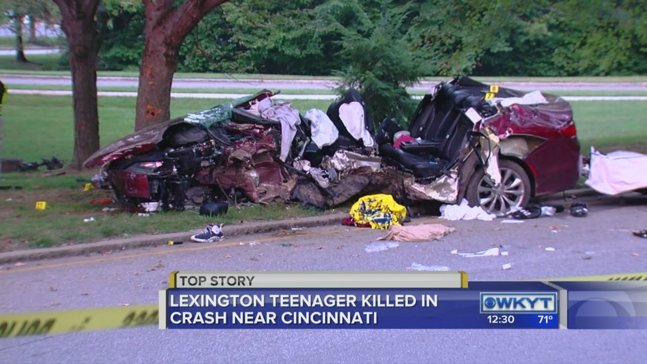 Lexington Ohio Car Crash