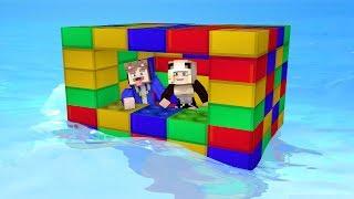 XXL LEGO BASE AUF DEM WASSER!
