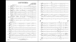 Feed the Birds (from Mary Poppins) arranged by Robert Longfield