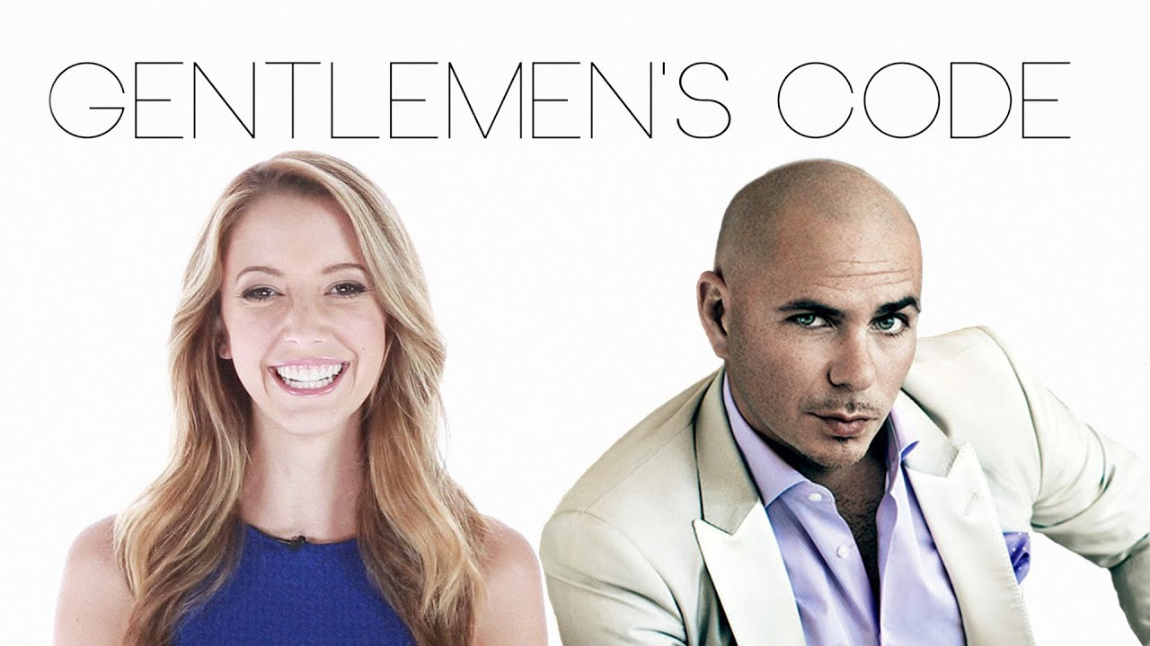 Pitbull gentlemans code of dating