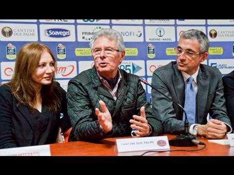 F8 Coppa Italia: Brindisi in campo come «Cantine Due Palme»