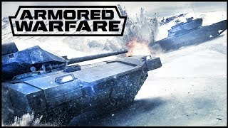 Armored Warfare - FREE TO PLAY Action! - Armored Warfare Gameplay