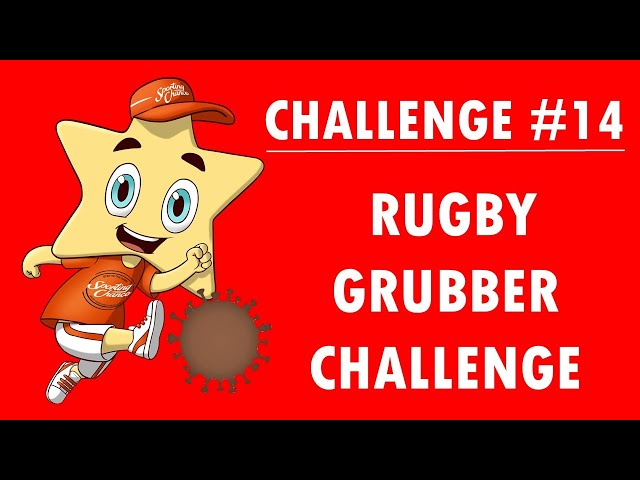 Sporting Chance Challenge #14 Rugby Grubber Kick