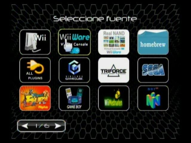 Jugar Wiiware y Virtual Console Desde Wiiflow - Emunand y