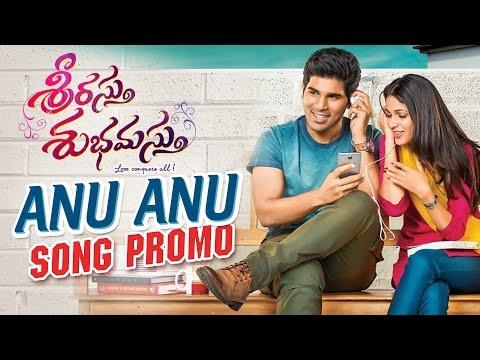 Anu Anu Promo Song || Srirastu Subhamastu...