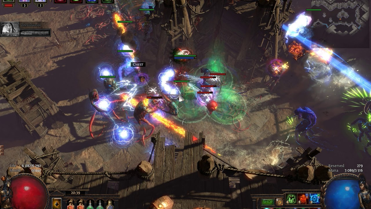 Path Of Exile Mmothis Do you like beautiful hideouts to. path of exile mmothis