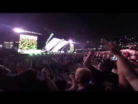 Eminem-The Monster Tour-Detroit- 8/21/14 Part 1