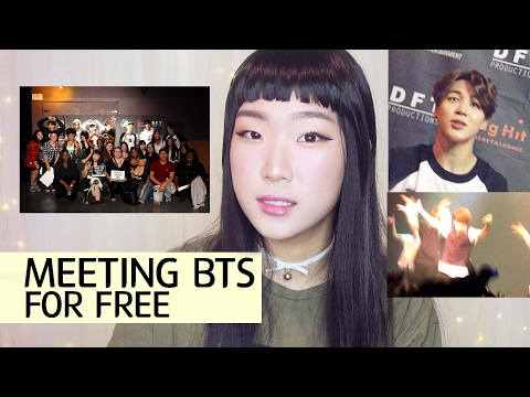 HOW I MET BTS FOR FREE (w/Footage & Pictures) 💣BANGTAN BOYS ABUSED & ASSULTED ; Butt-Smooth Hands🍑