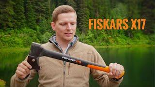 Fiskars X17 Splitting Axe | Review