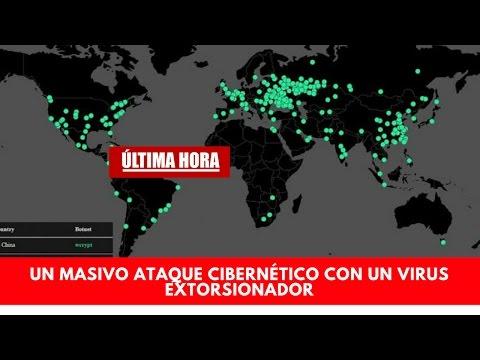 Ataque Cibernetico. Casi la mitad de los colombianos están expuestos ...