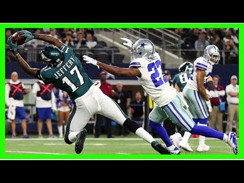 Eagles vs. cowboys: score, results, highlights from sunday night game in dallas