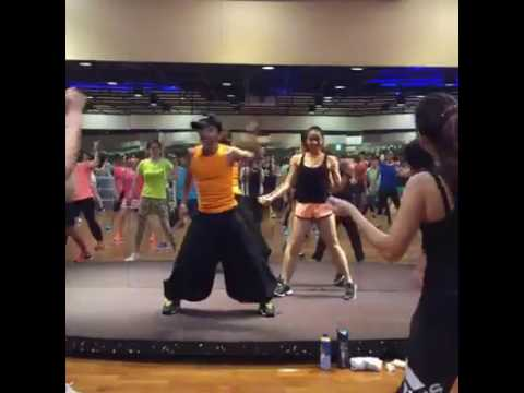 潘若廸_Funky Dance_上課了台北_dance workout