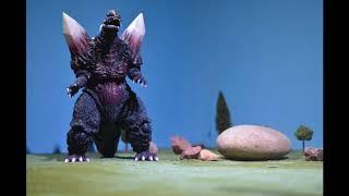 Godzilla vs. SpaceGodzilla: the prequel