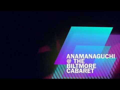 "Anamanaguchi ""Meow"" Live @ The Biltmore Cabaret"